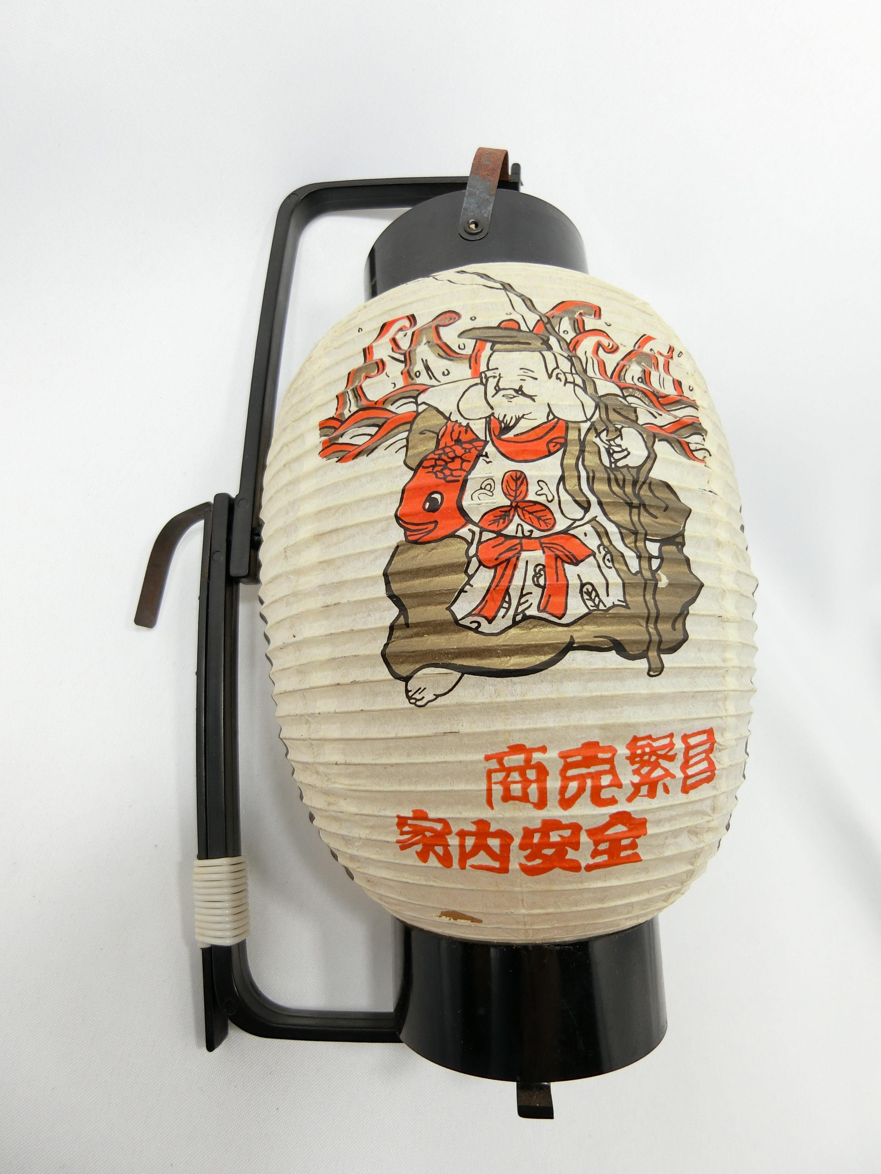 三嶋大社御神燈(左)